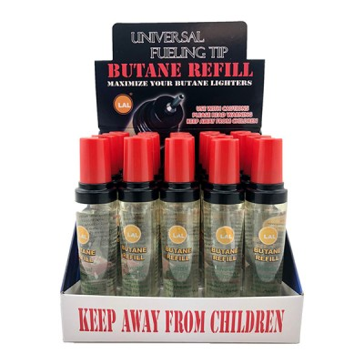 Mini Butane 90-11,18ml 20CT/Pack
