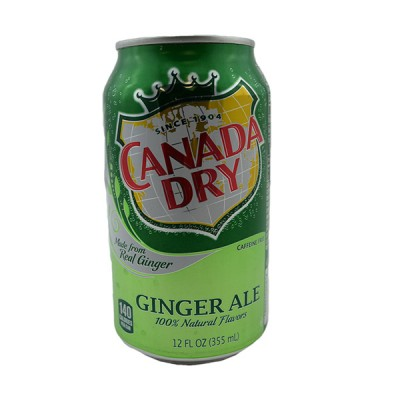Safe Can Canada Dry Soda