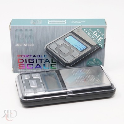 DIGITAL SCALE JDS-MZ500 0.01G CRS37 1CT