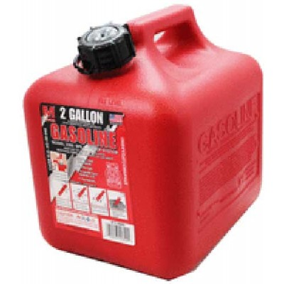 GAS CANS 2 gallon 1CT