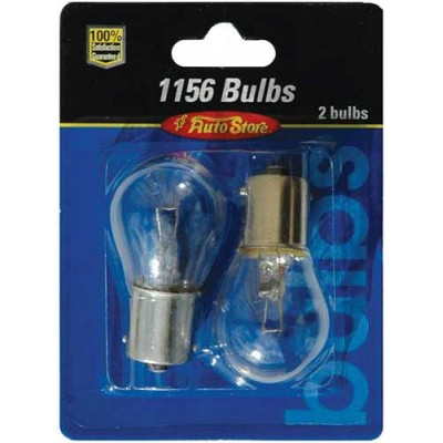 AUTO Bulbs 1156 2CT/PACK