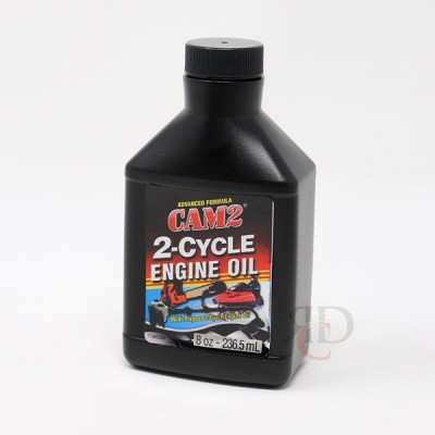 CAM2 2-CYCLE ENGINE OIL 8 OZ 1CT
