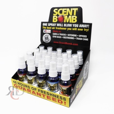 Scent Bomb Spray 1 20CT/Pack