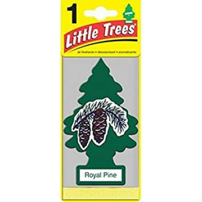 Little Tree Royal Pine Air Freshners 24CT/Pack