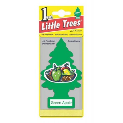 Little Tree Green Apple Loose 24CT/Pack
