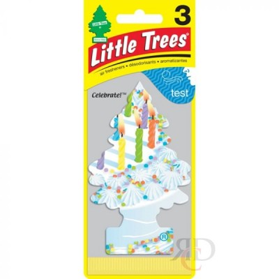 LITTLE TREE CELEBRATE LOOSE 24CT/PACK