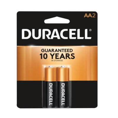 Duracell Batteries AA2 USA 14CT/Pack