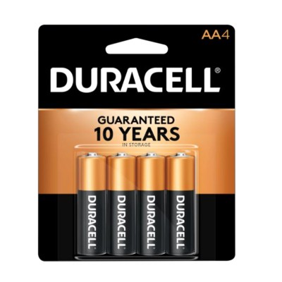 Duracell Batteries AA4 USA 14CT/Pack