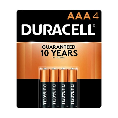 Duracell Batteries AAA4  12CT/Pack