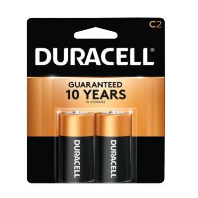 Duracell Batteries C2 USA 8CT/Pack