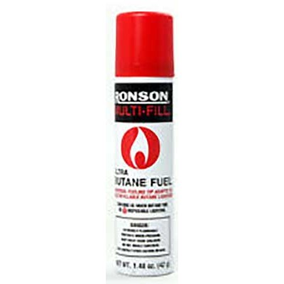 Ronson Small Butane 1.48oz/42gm 12CT/Pack