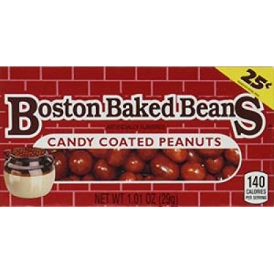 Chewy Lemonhead boston Beans Candy 24CT/Pack