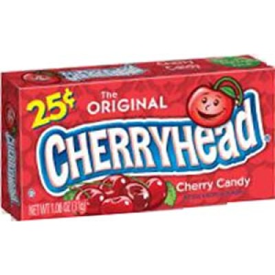Chewy Lemonhead Cherry Candy 24CT/Pack