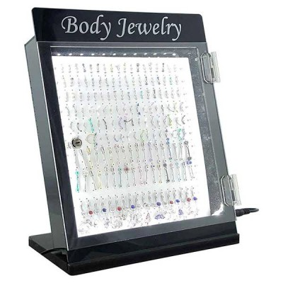Body Jewlery LED Display 162CT/Pack