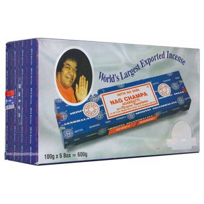 Nag Champa Incense 12CT/Pack