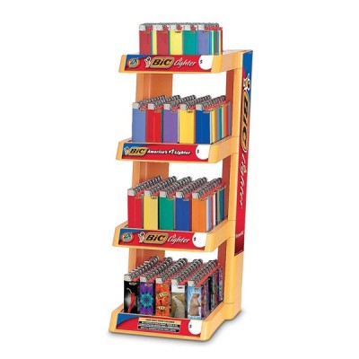 BIC 4 TIER DISPLAY 212CT/DISPLAY