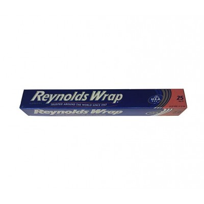 REYNOLDS FOIL WRAP 25 SQ FT 1CT