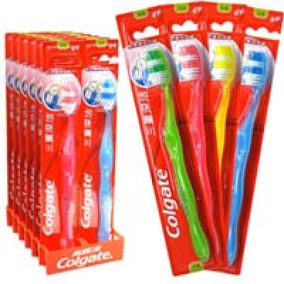 Colgate Toothbrush Extra Clean (Pack of 12)