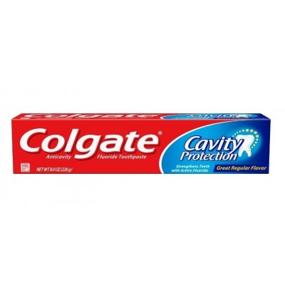Colgate Cavity Protection 6CT/PACK