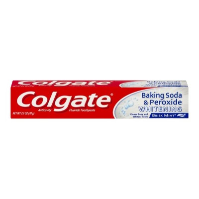 Colgate Baking Soda & Peroxide 2.5 Oz 6CT/PACK