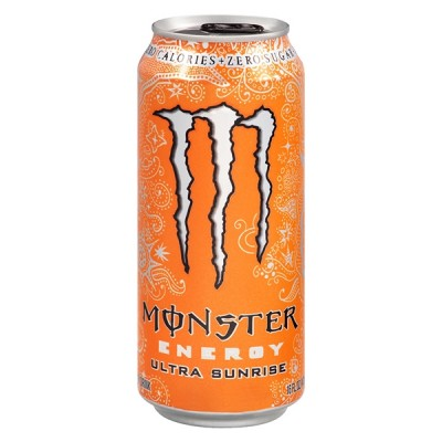 SAFE CAN MONSTER ULTRA SUNRISE 16 OZ 1CT