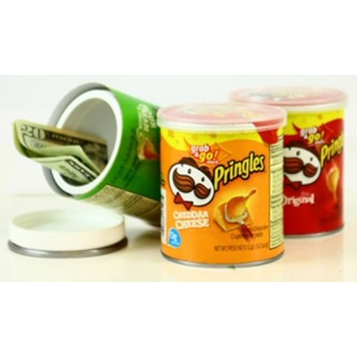 SAFE CAN PRINGLES SMALL