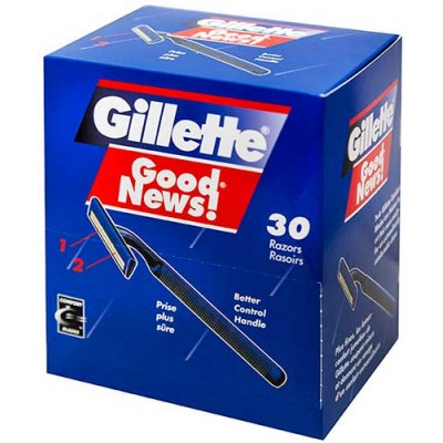 Gillette Good News Single Razors