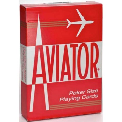 Aviator Playing Card