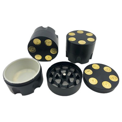 BULLET GRINDER BLACK 3 PART GRD5002-50mm