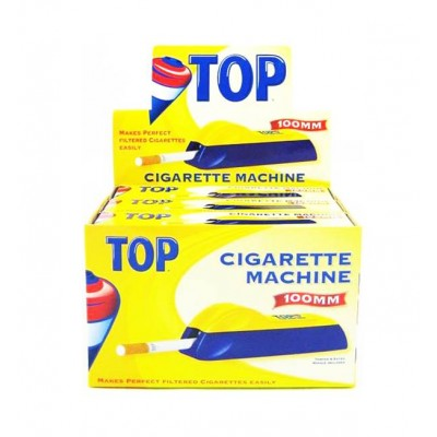 TOP CIGARETTE MACHINE 100MM KING SIZE INJECTOR 1CT