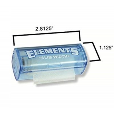 ELEMENTS ULTRA THIN RICE PAPERS 1.25 ROLL 5 METER