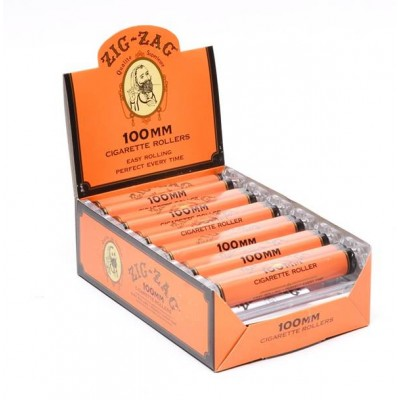 Zig Zag 100mm Cigarette Rolling Machine 12CT/PACK