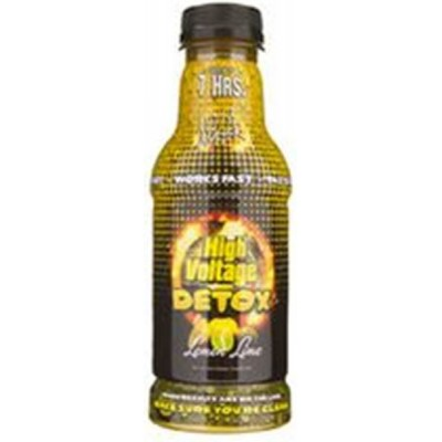 Detox High Voltage Lemon Lime 16 OZ