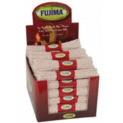 Fujima Hard Bristle Plain Pipe Cleaners Bundle 1 X 48 CT/PACK