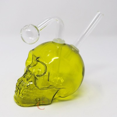 OIL PIPE SKULL OIL8001 1CT